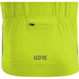 GORE WEAR C5 Optiline Jersey Herre citrus green/white